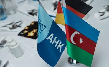 Azərbaycan və Almaniya neft-qaz sahəsində əməkdaşlığı müzakirə edib