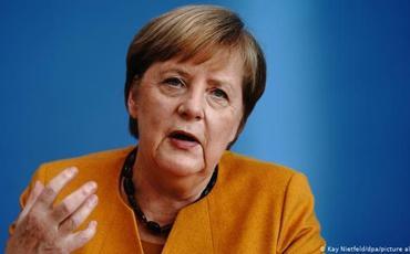 """Merkel: """"Pandemiya insanın təbiətə müdaxiləsinin nə dərəcədə təhlükəli olduğunu göstərdi"""""""