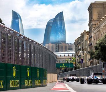 Formula 1 Azərbaycan Qran Prisi daha 1 il uzadılır