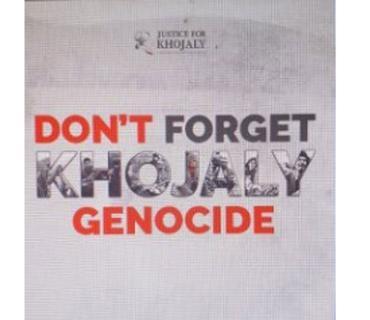 İordaniyadakı Azərbaycan diasporu Xocalı soyqırımı qurbanlarını yad edib