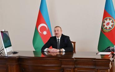 """Prezident: """"Müharibənin ilk günündən Pakistan Azərbaycana həmrəylik və dəstək nümayiş etdirdi"""""""