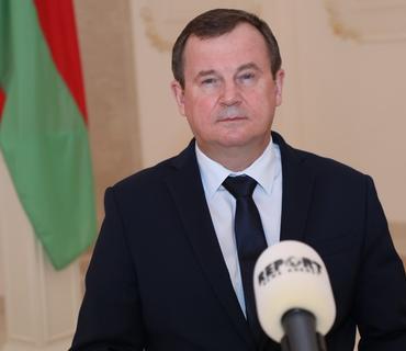 """""""Belarus azad edilmiş ərazilərin bərpasında iştirak etməyə hazırdır"""""""