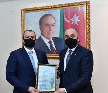 Azərbaycan ilə Türkiyə arasında bütün sahələrdə əməkdaşlıq inkişaf edi