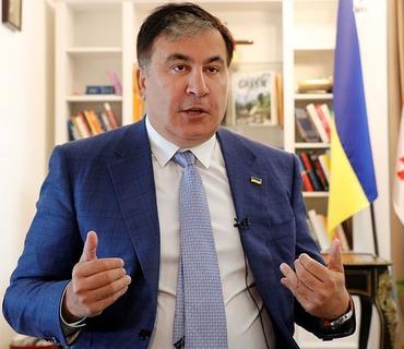 Gürcüstanda Saakaşvilinin partiyasının ofisinə hücum edilib