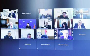 MDB PA-nın komissiyalarının videokonfrans formatında iclasları keçirilib