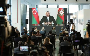 Prezident İlham Əliyevin beynəlxalq ictimaiyyətə aydın və birmənalı mesajları