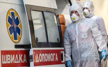 Ukraynada koronavirus pandemiyasının üçüncü dalğası başlayıb