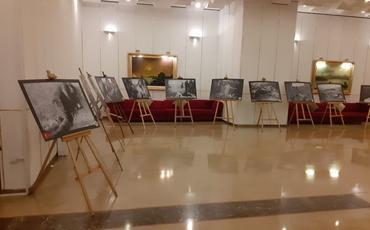 İstanbulda Xocalı soyqırımına həsr olunmuş foto-sərgi açılıb - FOTO
