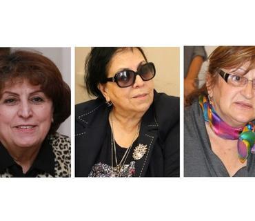 """Novella Cəfərova, Səadət Bənənyarlı və Səltənət Qocamanlı """"Şöhrət"""" ordeni ilə təltif olunub"""