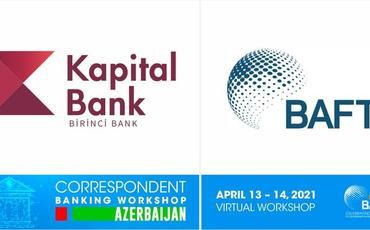 BAFT Azərbaycan bankları üçün beynəlxalq seminar keçirib