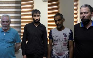 Şirvada narkotik satışı ilə məşğul olan 4 nəfər tutulub