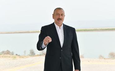 """İlham Əliyev: """"Biz imkan verə bilmərik ki, erməni faşizmi yenə baş qaldırsın"""""""