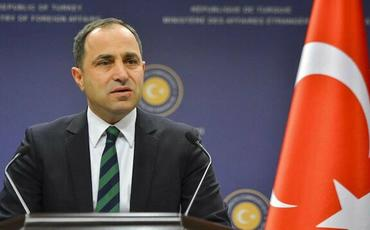 Türkiyə XİN-ə yeni mətbuat katibi təyin edilib