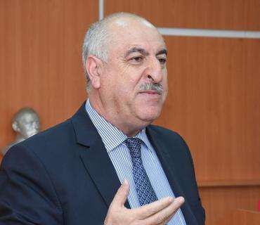 """Mirsalam Qənbərov: """"Abşeron yarımadasında 1000 hektar neftlə çirklənmiş ərazi mövcuddur"""""""