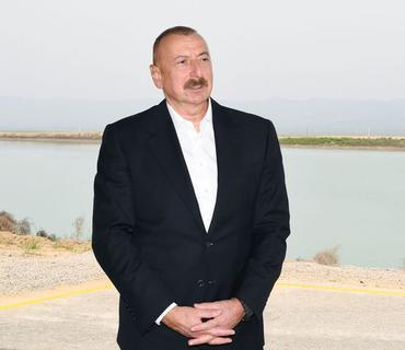 """Prezident İlham Əliyev: """"Mina xəritələrini verməmək Ermənistanın növbəti hərbi cinayətidir"""""""
