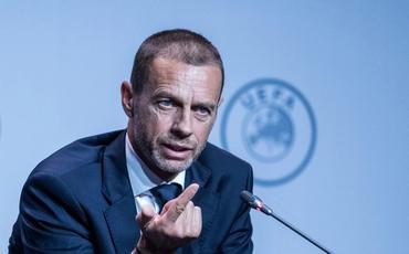 """UEFA prezidenti: """"Onlar qayıtdılar"""""""