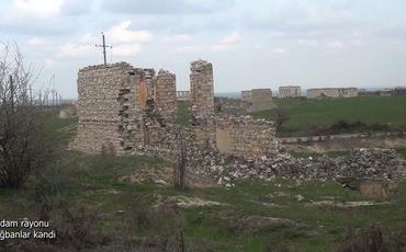 Qubadlının Ulaşlı kəndi - VİDEO