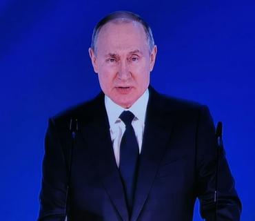 """Putin: """"Cavabımız asimmetrik, sürətli və sərt olacaq. Onlar peşman olacaqlar"""""""