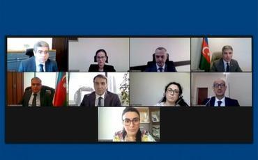 Nazirliklə AHK-Azərbaycan arasında əməkdaşlıq imkanları müzakirə olunub