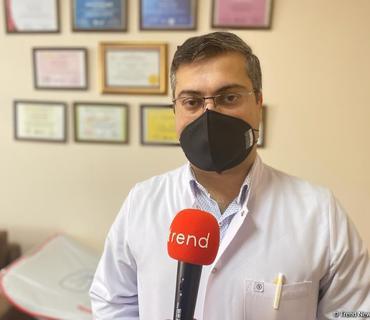 Vaksinasiya noyabrdakı pik yoluxmanın təkrarlanmasının qarşısını aldı - TƏBİB rəsmisi