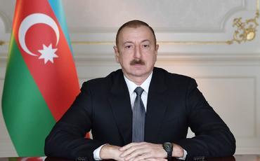 Azərbaycan Prezidenti türkmənistanlı həmkarını Müstəqillik günü münasibəti ilə təbrik edib