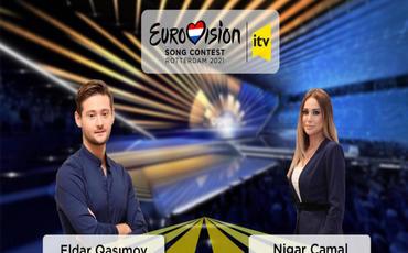 """""""Eurovision-2021"""" müsabiqəsində Azərbaycandan olan səsverməni elan edəcək şəxslərin adları açıqlanıb"""
