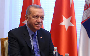 """Türkiyə Prezidenti: """"İğdırdan Naxçıvana dəmir yolu çəkiləcək"""""""