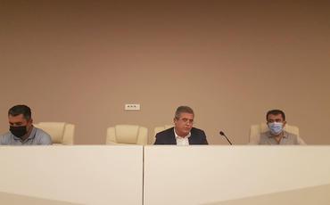 Azərbaycan Boks Federasiyasının iclası keçirilib, Lorenzo Sotomayor karyerasını bitirib