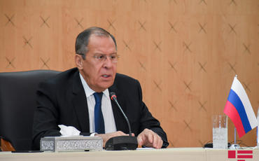Lavrov Əfqanıstanın qonşularını NATO-nu öz ərazilərinə buraxmamağa çağırıb