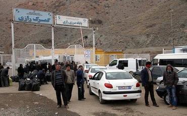 Türkiyə-İran sərhədi açıldı