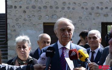 """Polad Bülbüloğlu: """"Yuxumuza gəlməzdi ki, 1 ildən sonra biz Şuşada Bülbülün ev muzeyini bərpa edəcəyik"""""""