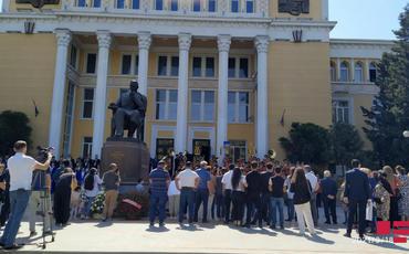 Milli Musiqi Günü ilə bağlı Bakı Musiqi Akademiyasında tədbir keçirilib