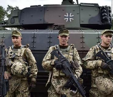 Avropa ordusunun yaradılmasına başlanılır