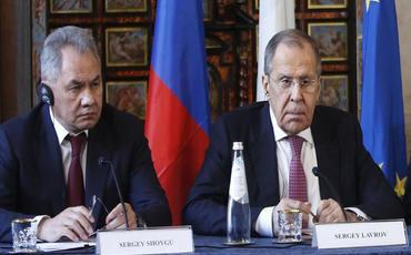 KİV: Şoyqu və Lavrov deputat mandatlarından imtina edə bilər