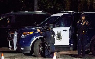Vaşinqtonda atışma nəticəsində biri yeniyetmə olmaqla 5 nəfər yaralanıb