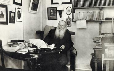 Pavel Basinski - Lev Tolstoy və ölüm