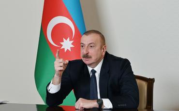 Azərbaycan Prezidenti Qarabağda hərbi əməliyyatların dayandırılmasında Putinin xüsusi rolunu qeyd edib