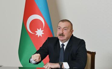 """Prezident İlham Əliyev: """"Ağdam şəhərini Qafqazın Hirosiması adlandırırlar"""""""