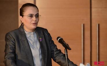 """Səadət Yusifova: """"Memorial.az saytı şəhidlər haqqında məlumatları vahid elektron resursda cəmləşdirəcək"""""""