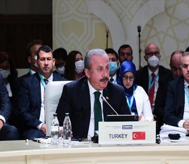 """Mustafa Şentop: """"Türkiyə hər zaman Azərbaycanın yanındadır"""""""