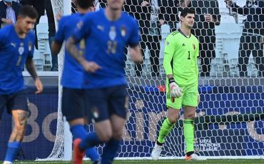 """Tibo Kurtua: """"UEFA-nın daha çox pul qazanması üçün oynadıq"""""""