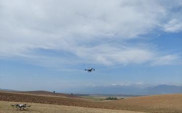İsmayıllı səmasında dronlar