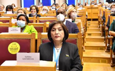 Üçüncü Avrasiya Qadınlar Forumunun açılış mərasimi keçirilib