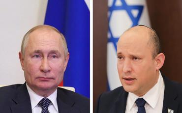 Putin İsrailin Baş naziri ilə görüşəcək