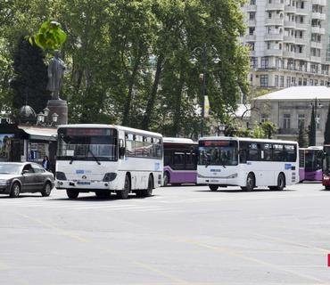 BNA Bakıda avtobus sərnişindaşıması ilə məşğul olan bəzi şirkətlərə bir ay vaxt verib