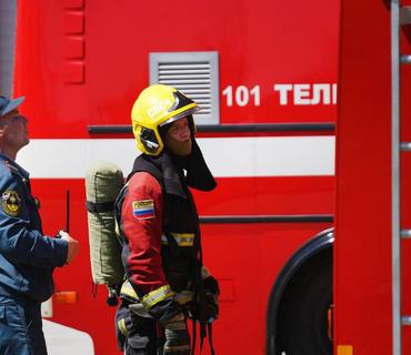 Rusiyada barıt zavodunda yanğın olub, 7 nəfər ölüb