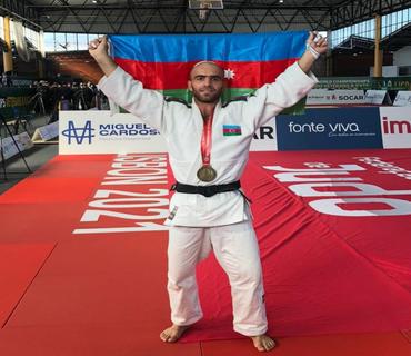 FHN əməkdaşı dünya çempionatında bürünc medal qazanıb