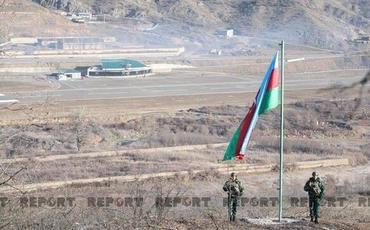 Azərbaycan mühəndis istehkamları tikir