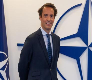 NATO: Baş katibin xüsusi nümayəndəsi Azərbaycanla əlaqələrin inkişafını nəzərdən keçirib